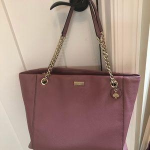 Kate Spade Briar Lane Willis Leather Tote